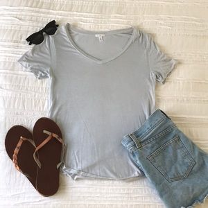 Nordstrom BP Distressed Shirt